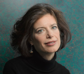 Susan Faludi, author